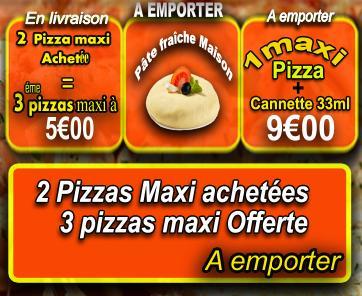 Livraison pizza LYON - Recherchez par quartier - Alloresto